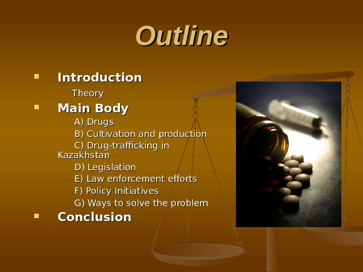conclusion of drug trafficking Essays - largest database of quality sample essays and research papers on drug trafficking essay only.