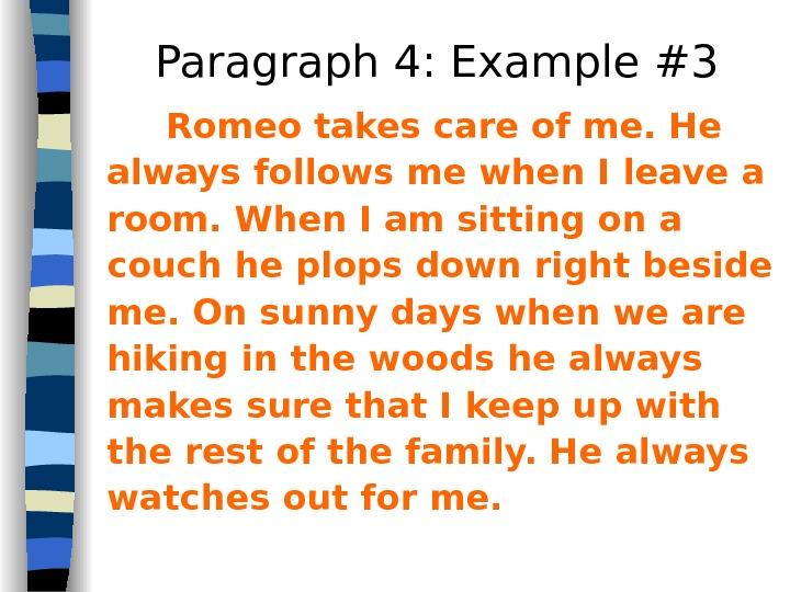 planning a five paragraph essay