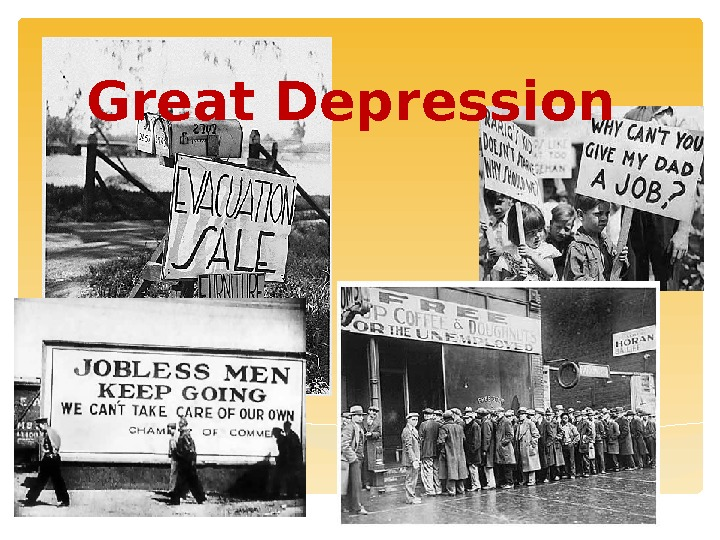 the great depression the great shake Great depression of the 1930s pamela hovan the great shake-up, examining the relationship between the stock market and the national economy in 1929 c.