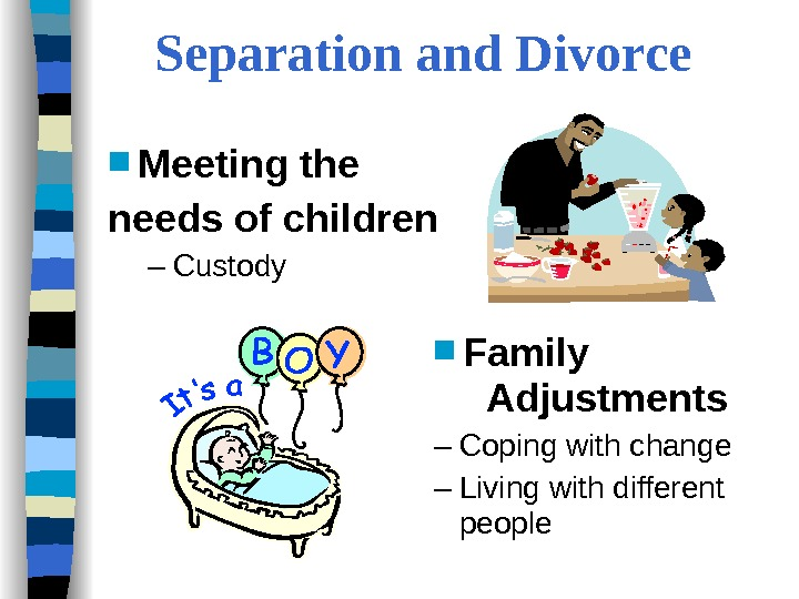 an example of a family with [citation needed] other family structures - with (for example) blended parents, single parents, and domestic partnerships - have begun to challenge the normality of the nuclear family [21] [22] [23] matrifocal family [ edit .