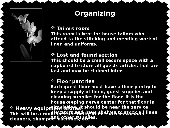 Housekeepin G Department Manager Housekeeping Department