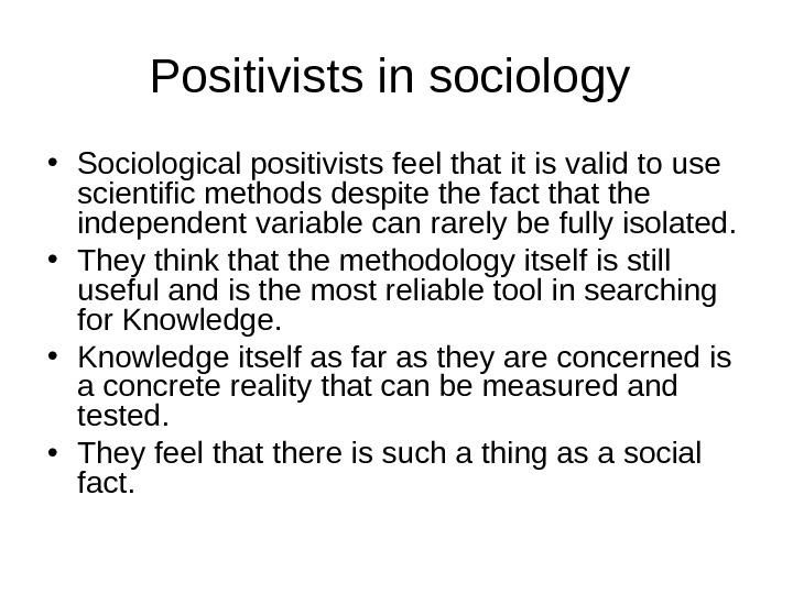 sociology cannot and should not be a science essay Sociology as a science essayssociology deals with the ways that social structure and culture are related this paper will assert that sociology should remain a science which seeks to explain the world all papers are for research and reference purposes only.