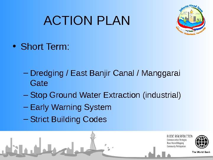 flood acton plan