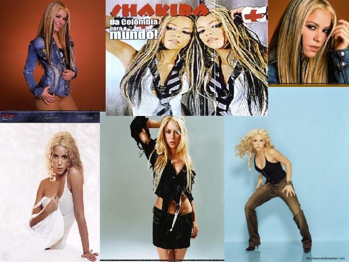 Shakira Album Laundry Service This Album was released