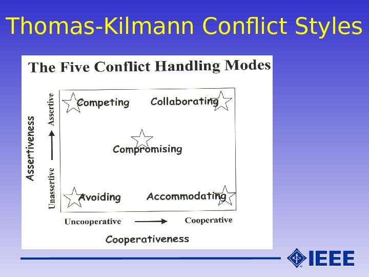 thomas-kilmann conflict workshop guide