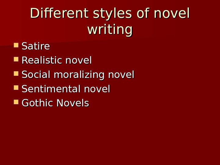Rise of periodical essay and novel