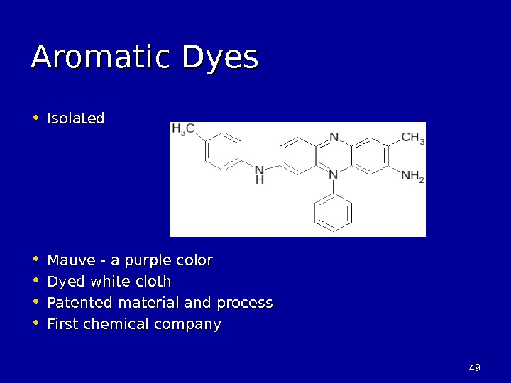 Organic chemistry 28: Aromaticity - electrophilic aromatic substitution