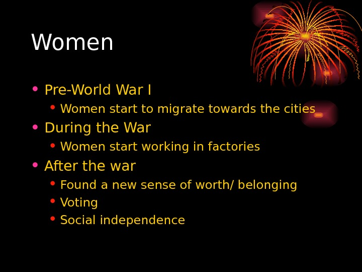 What was the impact of World War 2 on American society?