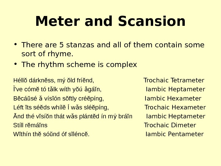 sounds of silence analysis The sound of silence by simon & garfunkel song meaning, lyric interpretation, video and chart position.