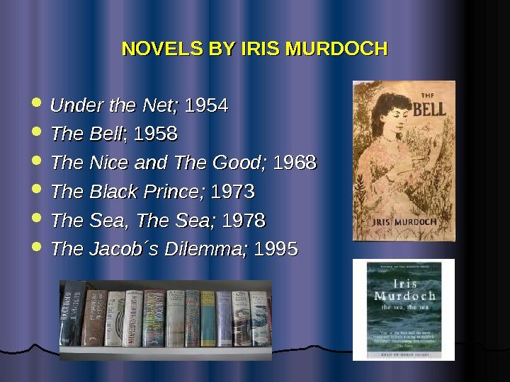 iris murdoch essays