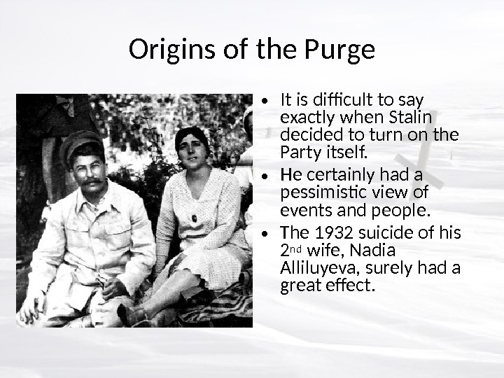 An introduction to the history of stalin