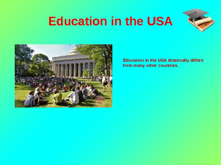 education in the united states 4 essay