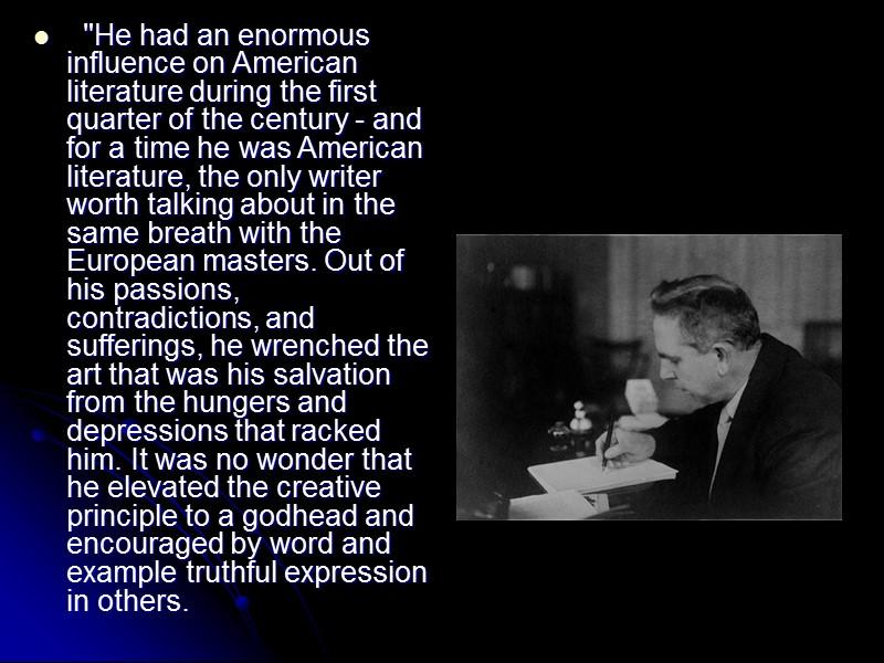 Theodor Dreiser 1871-1945 Early Life Theodore Dreiser was