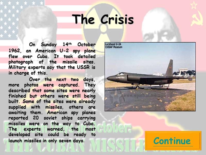 Nuclear- World War III? Cuban Missile Crisis 1962