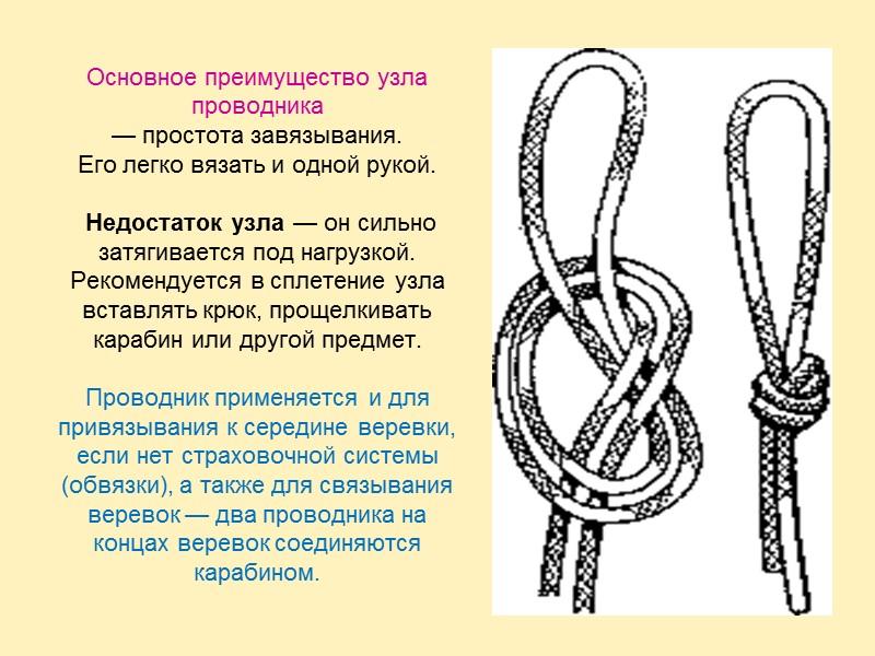 Как вязать узлы на руках