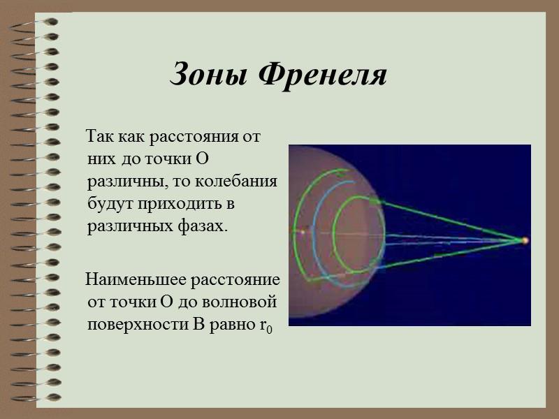 Задание: Попробуйте предложить идею опыта по наблюдению дифракции