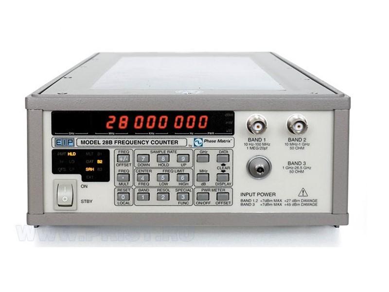 Измерения интервалов времени с помощью цифрового частотомера ВУ -  входное устройство ФИ -