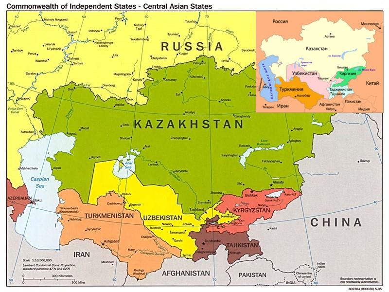 езды территориальные проблемы центральной азии швы