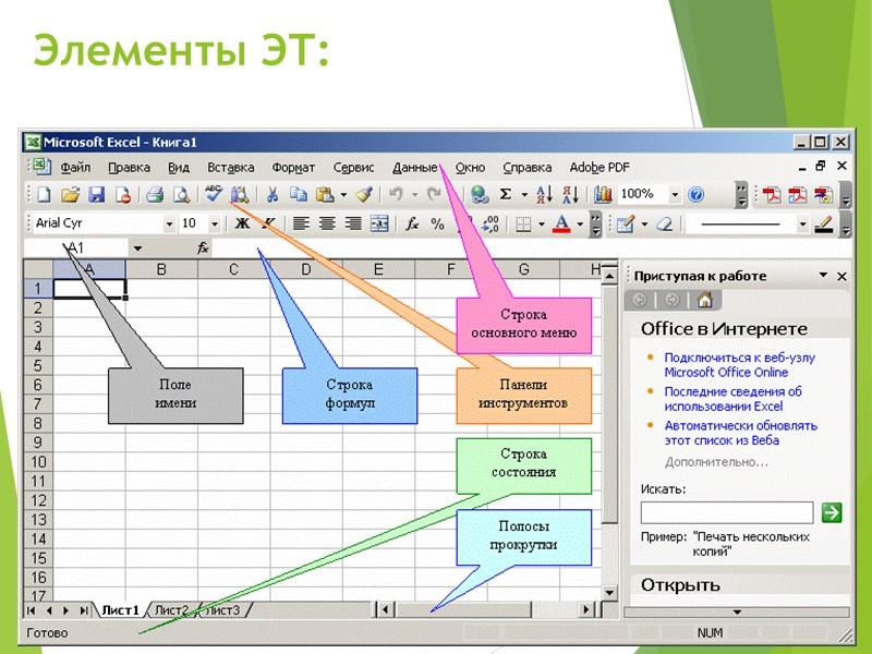 Excel как сделать видимыми строки