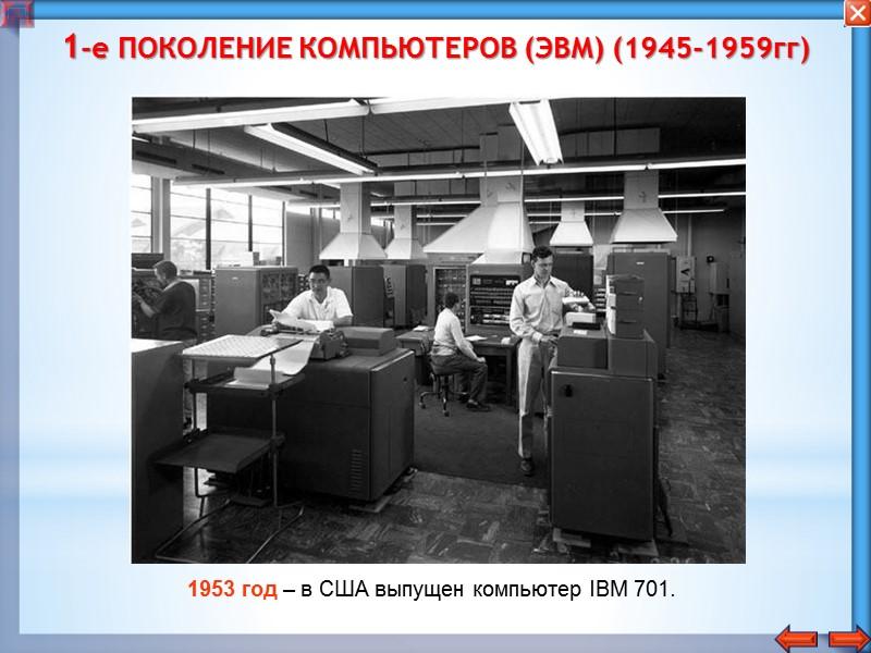 История вычислительной техники это что такое история