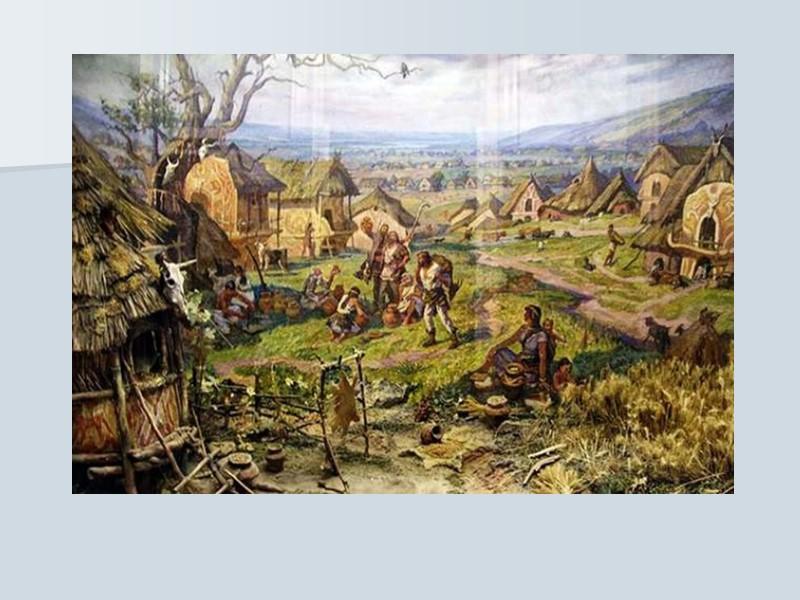 У племен развитой срубной культуры, со средины II тысячелетия до н. э. скотоводство, несомненно,