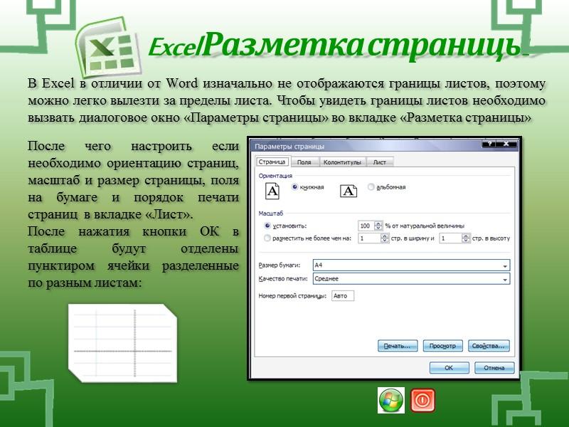 Excel    Формулы Правила ввода формул: 1. Убедитесь в том, что активна