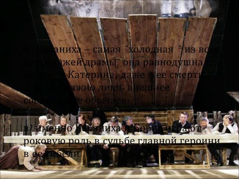 """Женские образы в драме А.Н.Островского""""Гроза"""""""