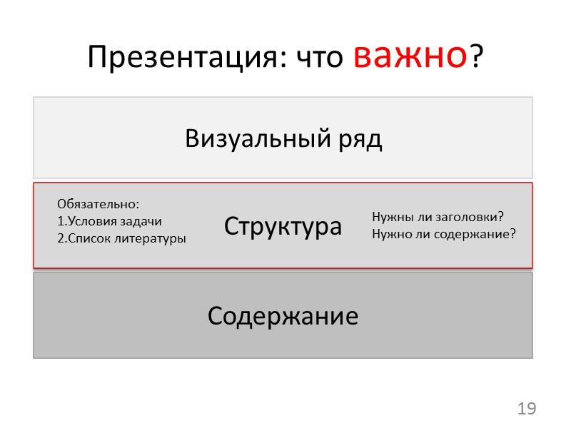 Визуальный ряд Белый фон Шрифты без засечек Номера слайдов Выдержанная цветовая гамма 15