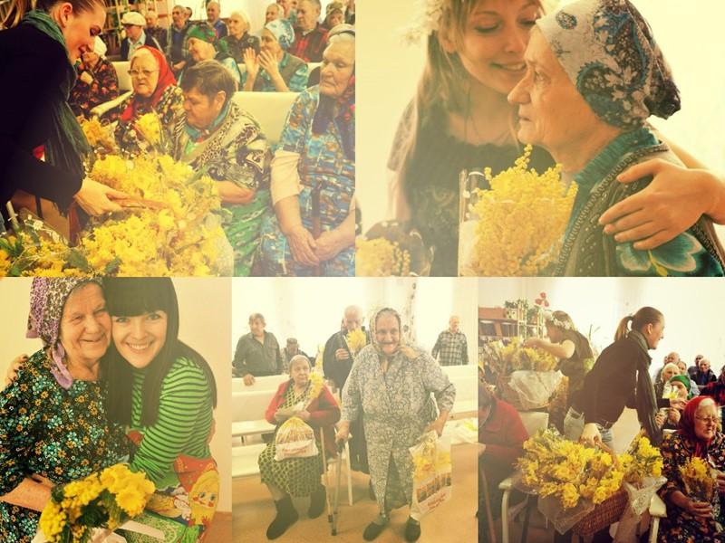 Ростовская региональная группа БФ«Старость в радость» была создана  в октябре 2012 года.