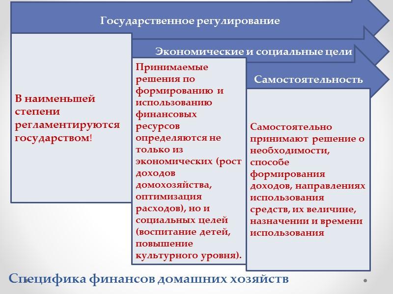 Согласно официально используемой в России Системе национальных счетов (СНС) домашнее хозяйство является самостоятельным сектором