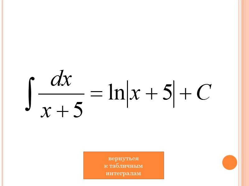 История возникновения интеграла      Интегрирование прослеживается ещё в древнем Египте,