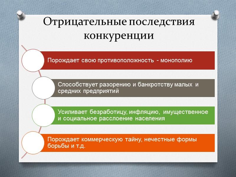 Антимонопольная политика государства Антимонопольная политика – комплекс мероприятий, направленных на прекращение, предупреждение и ограничение