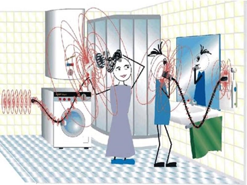 На кухне при горении газовых горелок воздух загрязняется оксидом углерода (СО) и оксидами азота