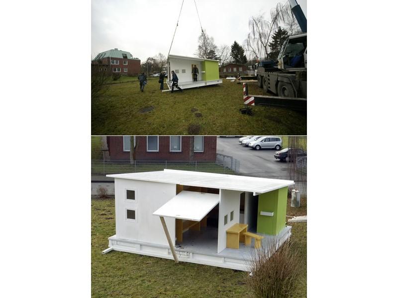 Альпийский дом