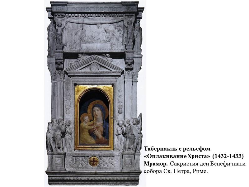 Медальон «Святой Косьма и Святой Дамиан»  Медальон «Святой Стефан и Святой Лаврентий»