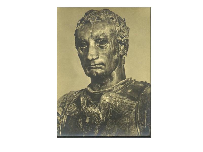Распятие Алтаря Cвятого Антония Бронза. 1449.