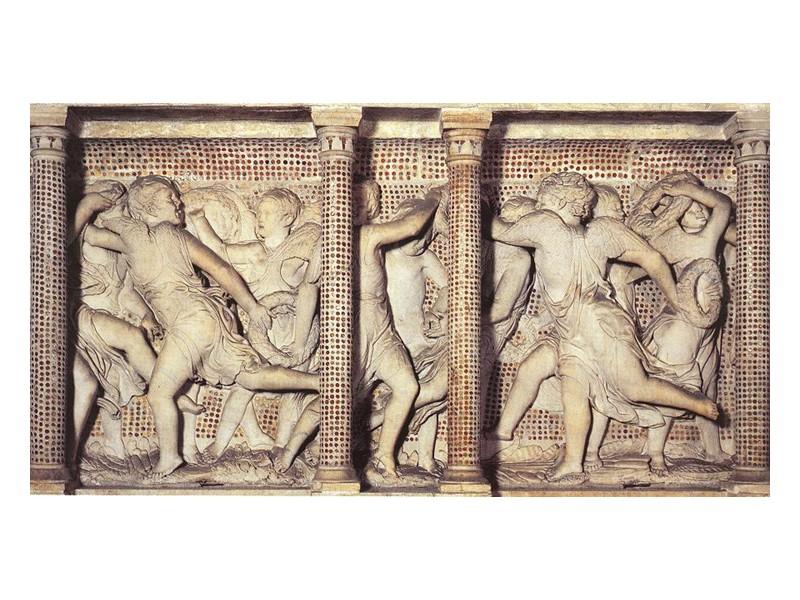 Расцвет творчества (1434-43)  Бронзовая статуя Давида (1430-е) Национальный музей Барджелло, Флоренция.