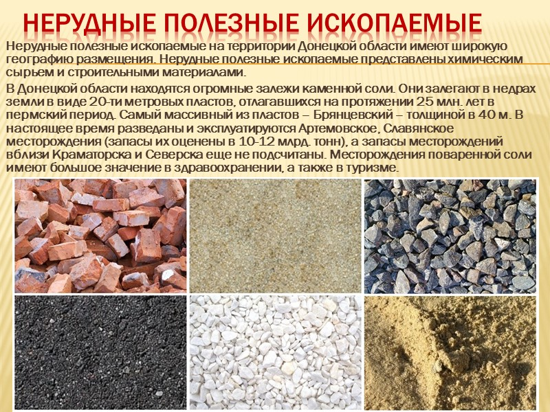 Полезные ископаемые делятся на: топливные, рудные, нерудные.   Приведите примеры топливных, рудных и