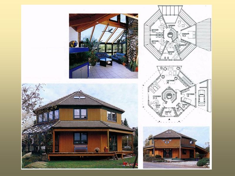 Японское архитектурное бюро Шигеру Бэн (Shigeru Ban)  разработало проект двух вилл для частного