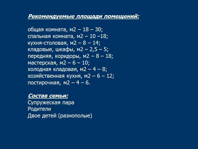 ФУНКЦИОНАЛЬНО-ПРОСТРАНСТВЕННАЯ ОРГАНИЗАЦИЯ ПОМЕЩЕНИЙ КВАРТИРЫ