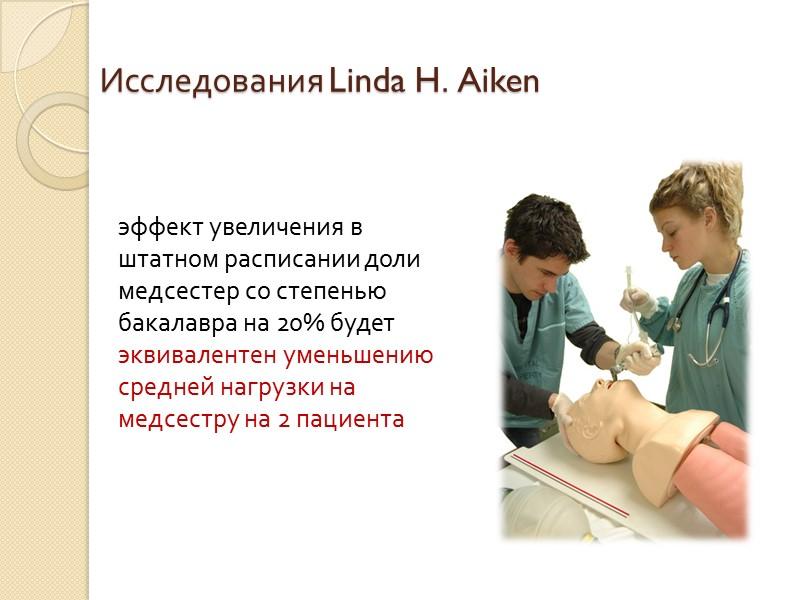 Доказательная медицина в сестринском деле. Концепция доказательной медицины.