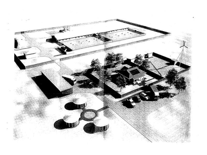 Общая площадь: 86 кв.м Проект №24 – 2-х этажный жилой дом