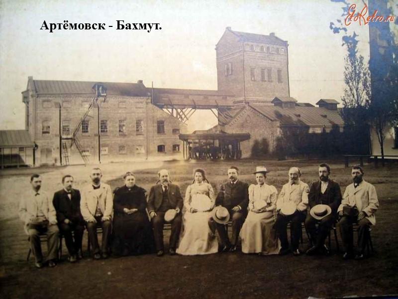 В XVI столетии на границе степи и лесостепи на берегах Северского Донца поселились украинские