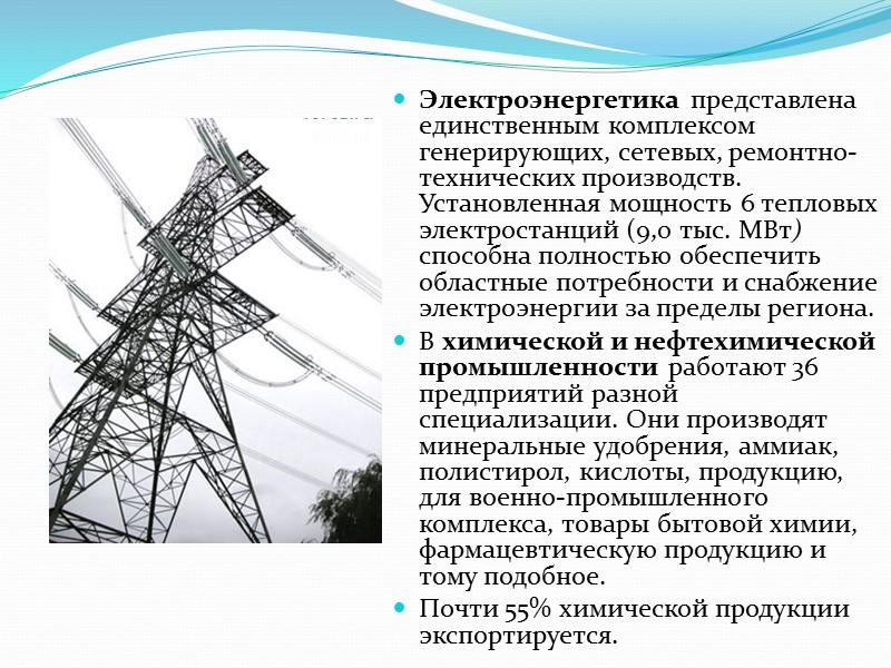 Естественный потенциал Донецкая область основана 2 июля 1932 года. В административно-территориальном устройстве области 52