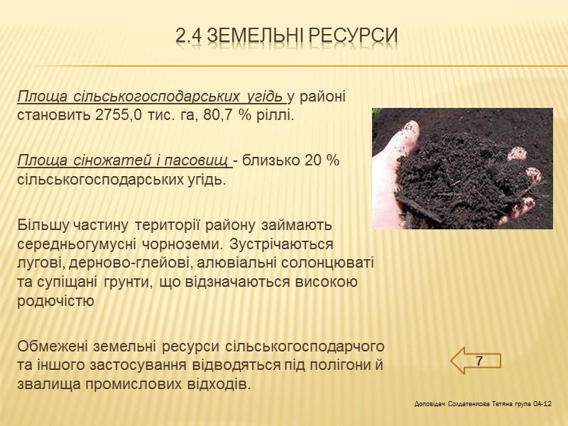 Доповідач Солдатенкова Тетяна група ОА-12 Дякую  за увагу! 23