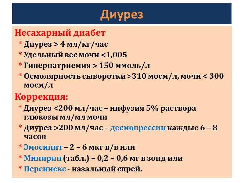 Артериальная гипертензия АДсист. >160 мм рт.ст., АДср. >90 мм рт.ст. * Бревиблок (Эсмолол) –