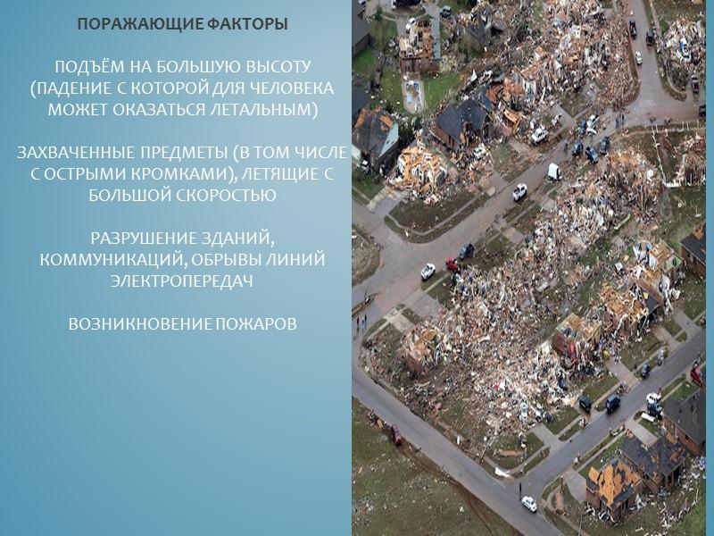 Внешний вид    Фотографии торнадо 30 мая 1976 года (Waurika, штат Oklahoma),