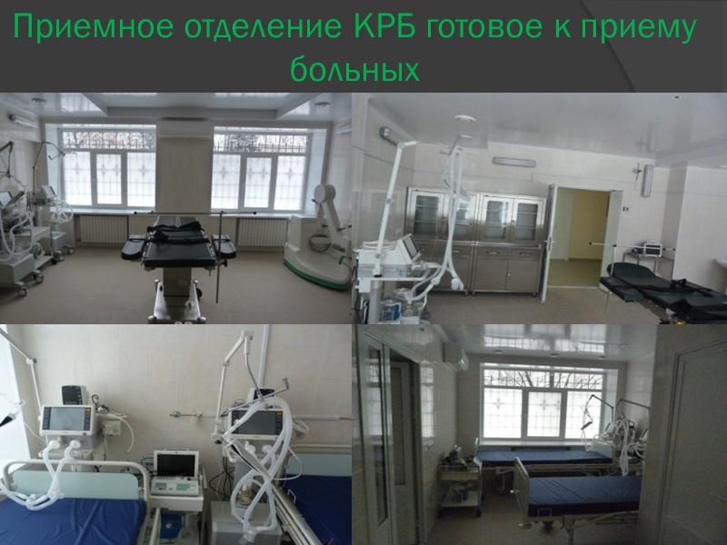 Таким образом, при подготовке ЛПУ в качестве базового для оказания помощи пациентам с минно-взрывной