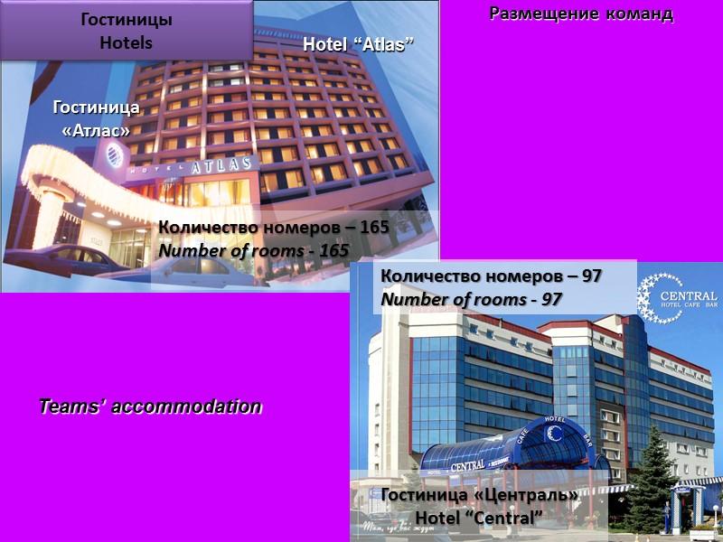 Строительство,  реконструкция и средний ремонт внутригородских дорог Building and the reconstruction of the