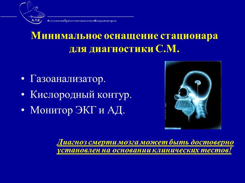 Результат мультиорганной эксплантации  16.02.2009.  г.Подольск МО Донор Г., 19 лет ОЧМТ, смерть